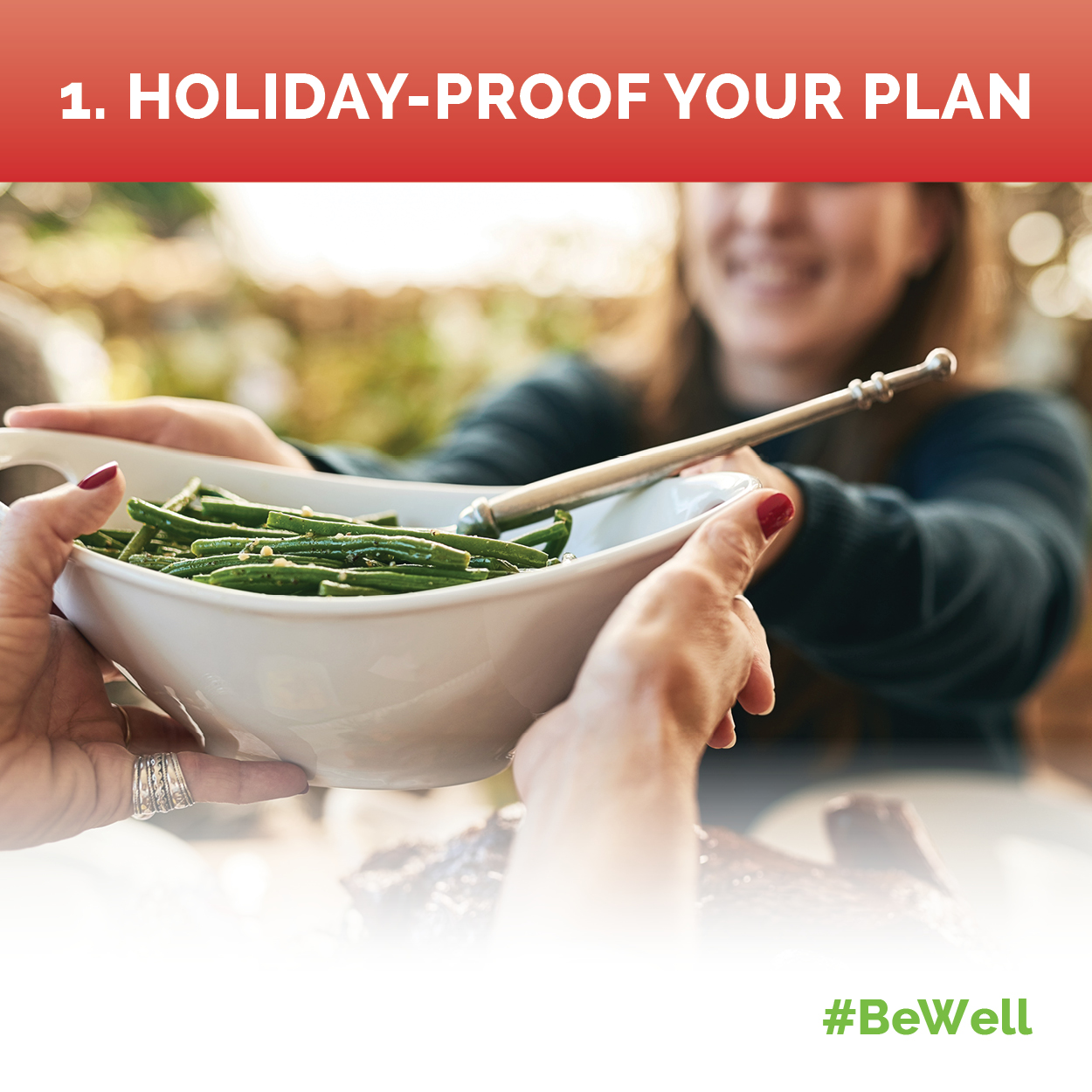1. Holiday-Proof Your Plan